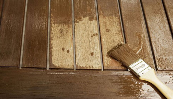 انواع رنگ چوب