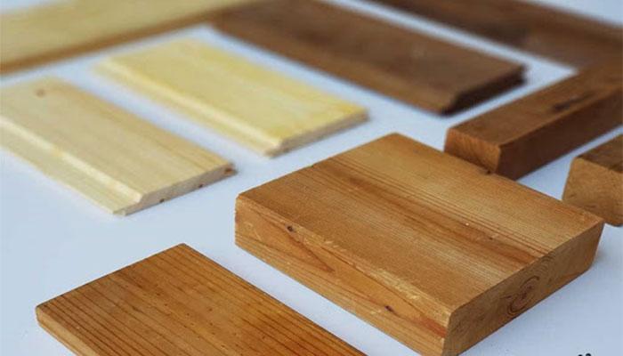 رنگهای دکوراتیو مناسب چوب