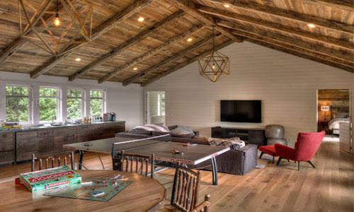 معماری مبتنی بر چوب